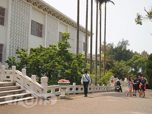淡江大学 淡水キャンパス